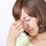 頭痛、眼の奥の痛み