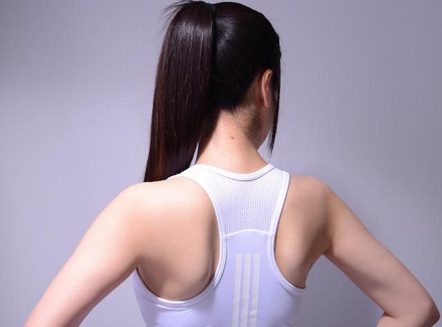 肩こり、肩甲間部痛