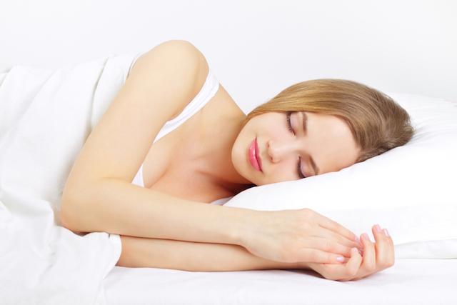 睡眠時の姿勢について